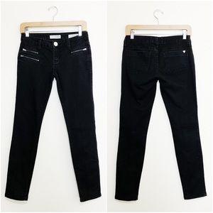 Guess | Black Zipper Jeans | Size 26